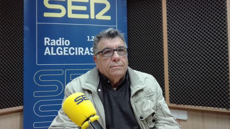 Luis García en la Cadena Ser Algeciras