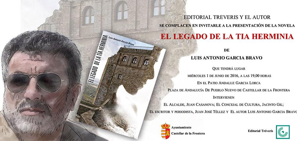 Invitación presentación Castellar
