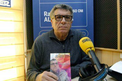 Luis García en Radio Algeciras