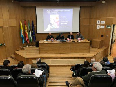 Presentación del libro de Luis García Bravo