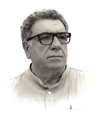 Luis Antonio García Bravo, divulgador de la historia comarcal