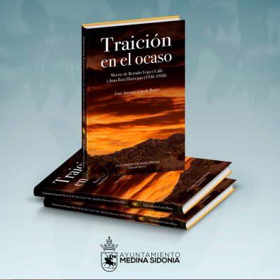 Presentación del libro de Luis A. García Bravo en Medina Sidonia