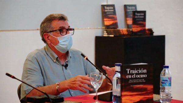 Presentación del libro de Luis Antonio García Bravo